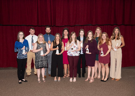 2019 Bardsley Scholarship Recipients